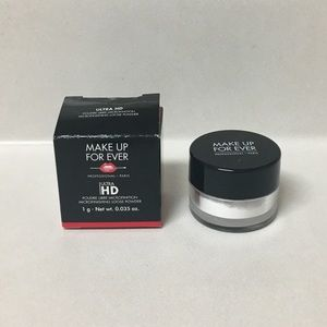 Make Up For Every Ultra HD Microfinishing Powder